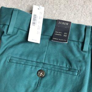 J Crew Urban slim fit pants 31x32